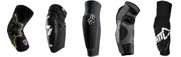 How to Choose Mountain Bike Elbow Pads