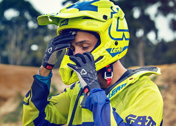 How to Choose A Leatt DBX Neck Brace for BMX Racing