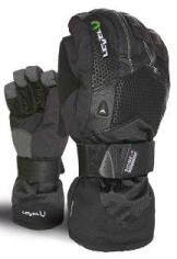 Super Burly Super Pipe Snowboard Gloves from Level - ready to ship!