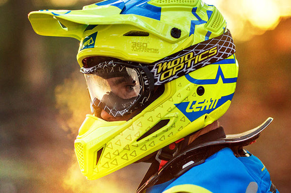 Product Spotlight: Leatt DBX 5.0 V12 Full Face Composite Helmet