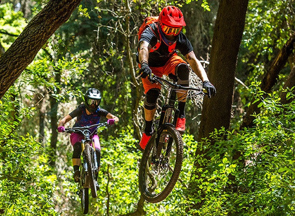 Mountain Bike Helmets: the Deal with Removable Chin Bars