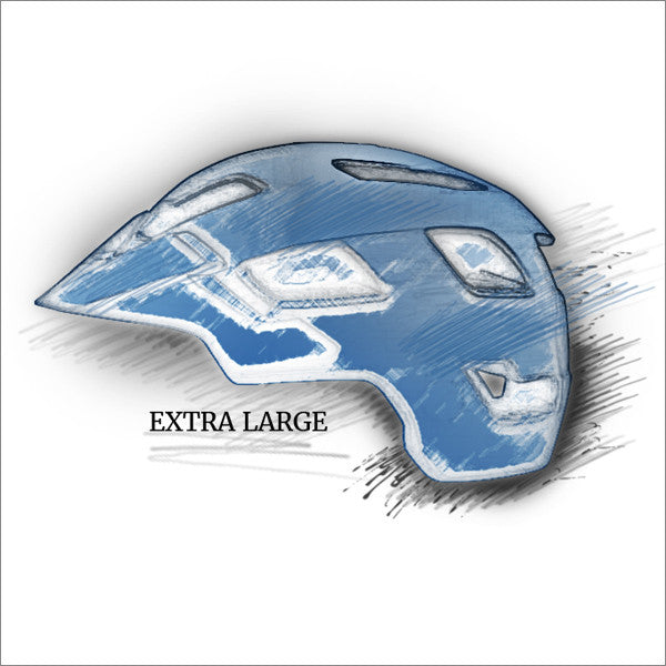Extra Large Snowboard Helmets