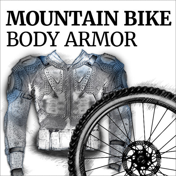 Mountain Bike Body Armor