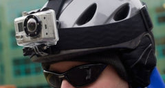 Helmet mounted POV Camera - are they safe?