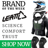 Leatt Neck Braces, Helmets, and Armor for Mountain Bike and BMX