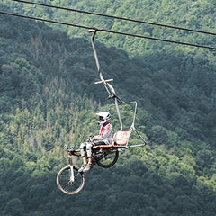 Downhill MTB Chairlift