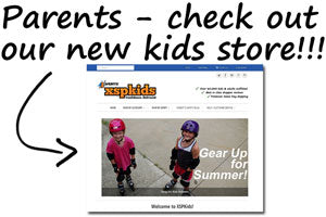 Shop at XSPKids - Parent's Source for Kids Skateboard Safety Gear