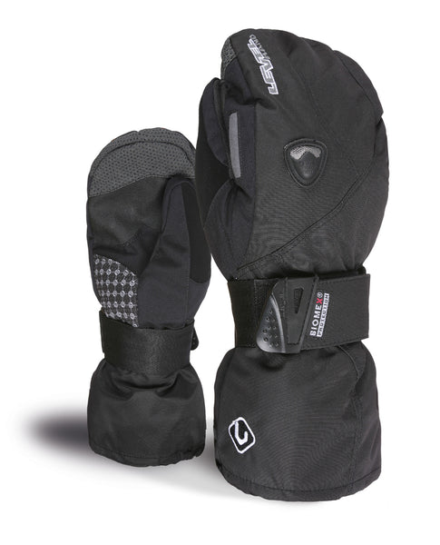 Level Fly Junior Protective Snowboard Mittens for Kids