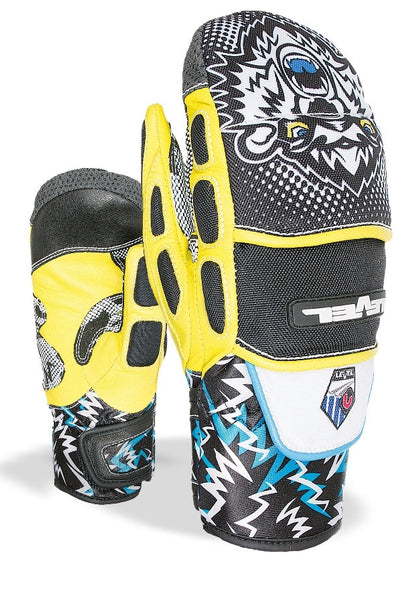 Level WorldCup CF Junior Ski Racing Mittens for Kids