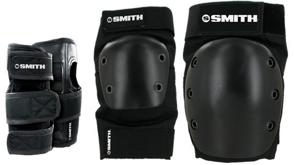 Smith Scabs Youth Pads Combo Pack (Knees, Elbows, Wrists)