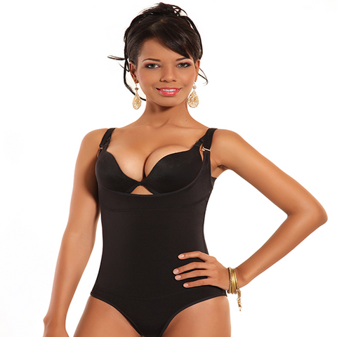 Discreet Body Panty Suit - Heart My Curves