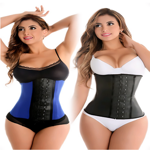 2 Hook Bundle Waist Trainer - Heart My Curves - 1