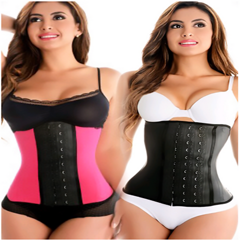 3 Hook Bundle Waist Trainer - Heart My Curves - 1