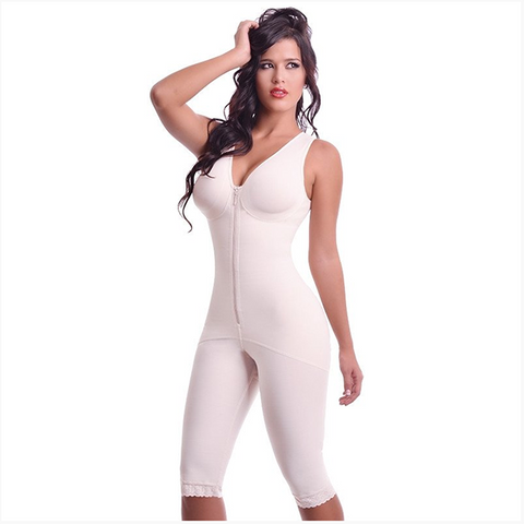 Lipo Recovery Full Body Suit - Heart My Curves - 1