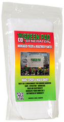 Green Pad CO2 Generator Contains 5 pads w/2 Hangers