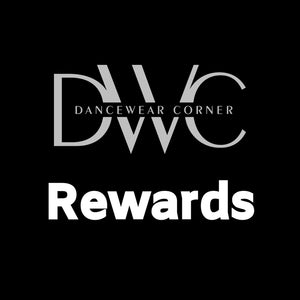 Dancewear Corner Rewards