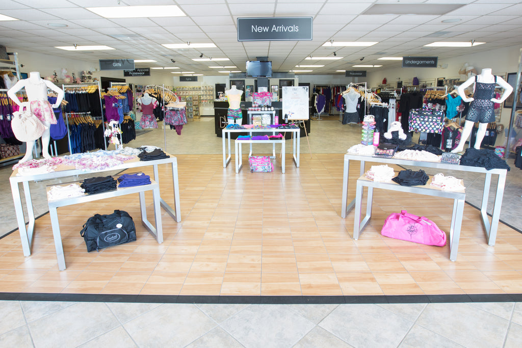 Dancewear Corner Orlando Superstore Showroom 2