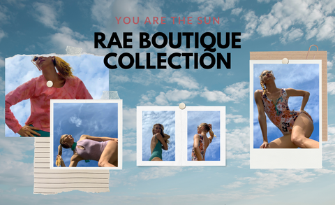 Rae Boutique Summer 2021 Collection