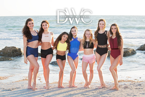 Honeycut DWC Beach Photo Shoot