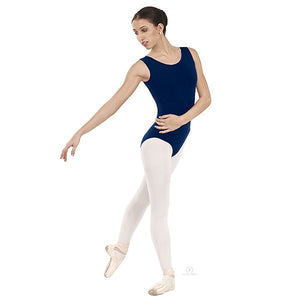 Eurotard 1002 Tank Top Leotard navy