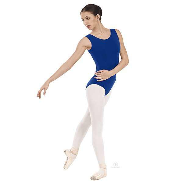 Eurotard 1002 Tank Top Leotard royal
