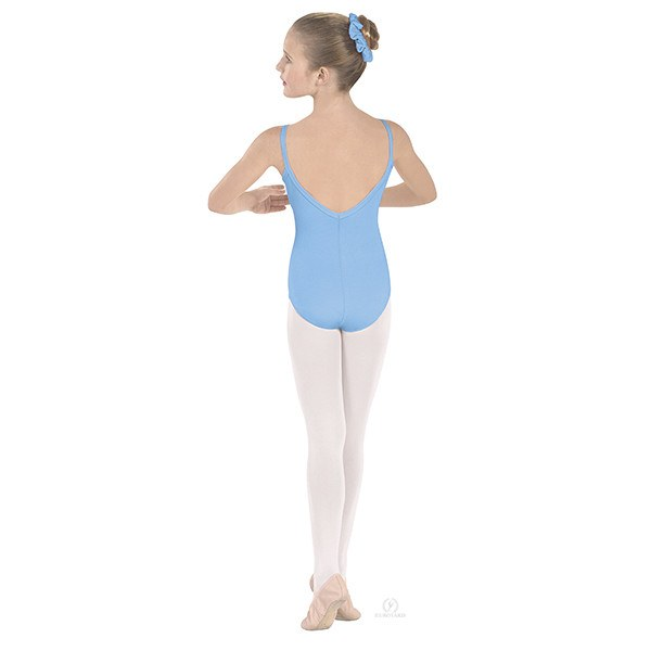 Eurotard 10527C Pinch-Front Camisole Leotard - Child