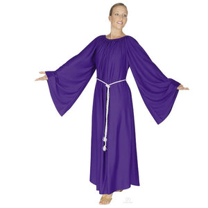 Eurotard 13729 Angel Dress adult purple