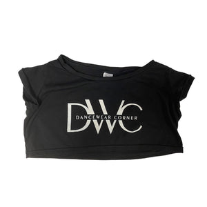 DWC Child Crop Tee - FB
