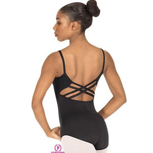 Eurotard Bridgette Adult Microfiber Trestle Back Leotard