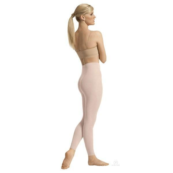 Eurotard 212 Adult Footless Tights theatrical pink