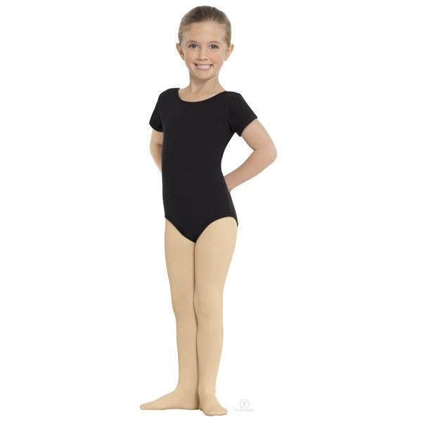 Eurotard EuroSkin 215C Footed Tights - Child