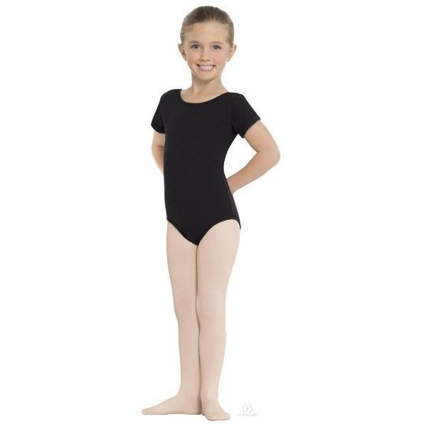 Eurotard 215C Footed Tights - Child theatrical pink