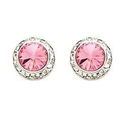 Swarovski Crystal Performance Earrings - Small