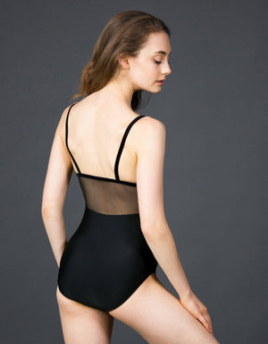 Suffolk 2257A Fauna Empire Camisole Leotard