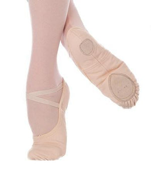 Bodywrappers 246A Wendy Ballet Shoe Pink