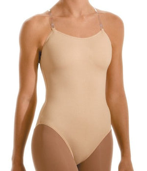 MotionWear Unders Camisole Leotard - Adult