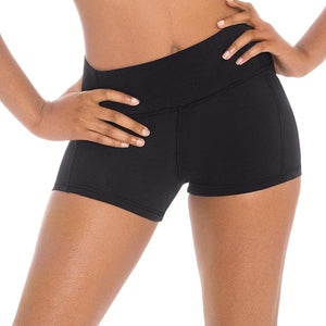 Eurotard 44336C Flat Band Shorts with Tactel® Microfiber- Child