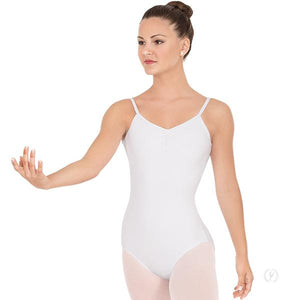 Eurotard Adult Pinch Front Camisole Leotard with Tactel® Microfiber