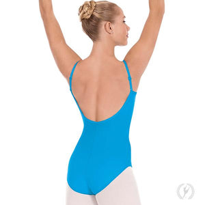 Eurotard Adult Adjustable Camisole Leotard with Tactel® Microfiber