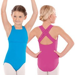 Eurotard Child Lattice Strappy Back Leotard