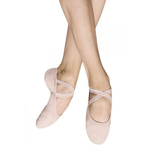 "Bloch S0284L ""Performa"" Stretch Canvas Ballet Shoes - Adult"