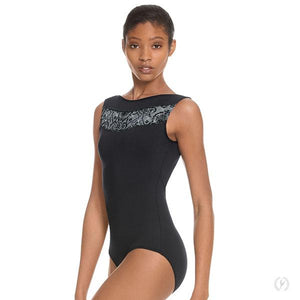 Eurotard 62598 Hint of Whimsy Tank Leotard - Adult