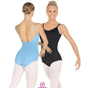 "Eurotard Adult Pinch Front and ""V"" Back Camisole Leotard"