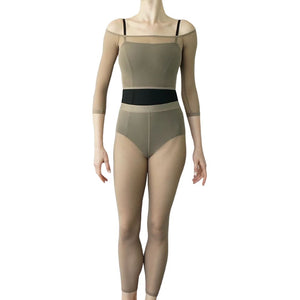 Jule Dancewear MESHCT Meshies Crop Top