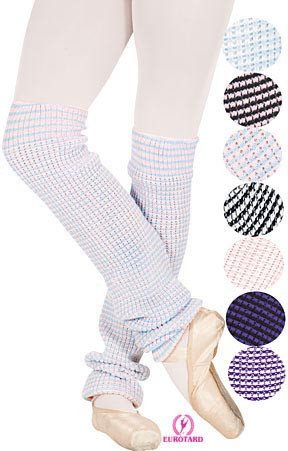 Eurotard 72521 Multicolor Leg Warmer
