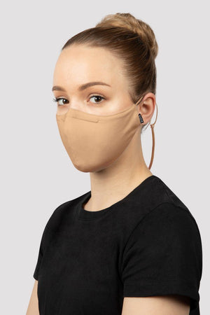 Bloch A004A B-Safe Adult Lanyard Face Mask