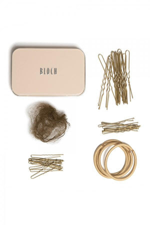 Bloch Hair Kit Brown