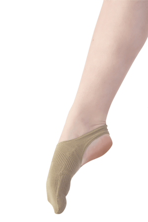 The Alpha Shock with Traction - Dance Sock