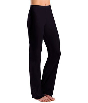 Motion Wear 7152 Adult Low Rise Silkskyn Jazz Pants