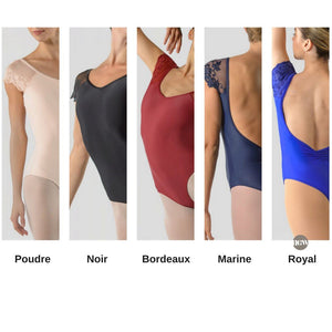Ballet Rosa Josephine Leotard Color Selection